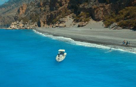 Private Boat Trips Chania_Sfakia Domata