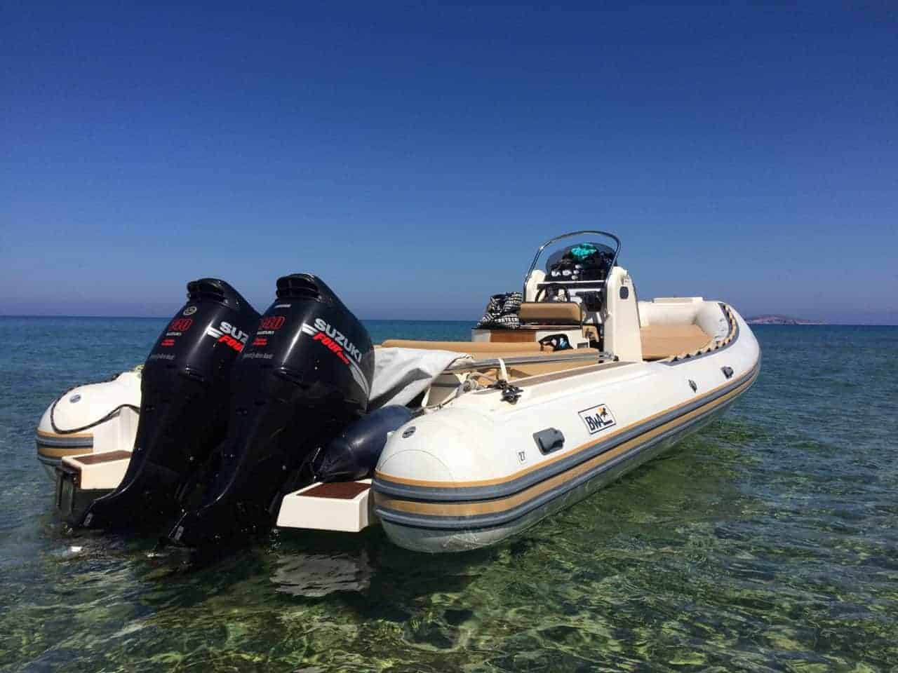 Rent a boat Chania_Notos_Mare_Rent_A_Boat_Chania_Sfakia_280hp