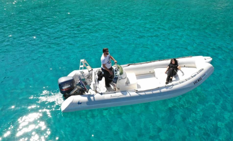 Rent a boat Chania_Notos_Mare_Rent_A_Boat_Chania_Sfakia_150hp